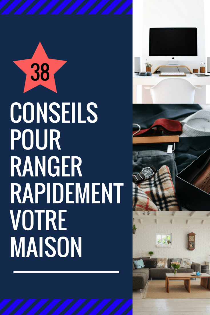ranger une maison des sacs en tissu with ranger une maison best beautiful chambre bien rangee. Black Bedroom Furniture Sets. Home Design Ideas