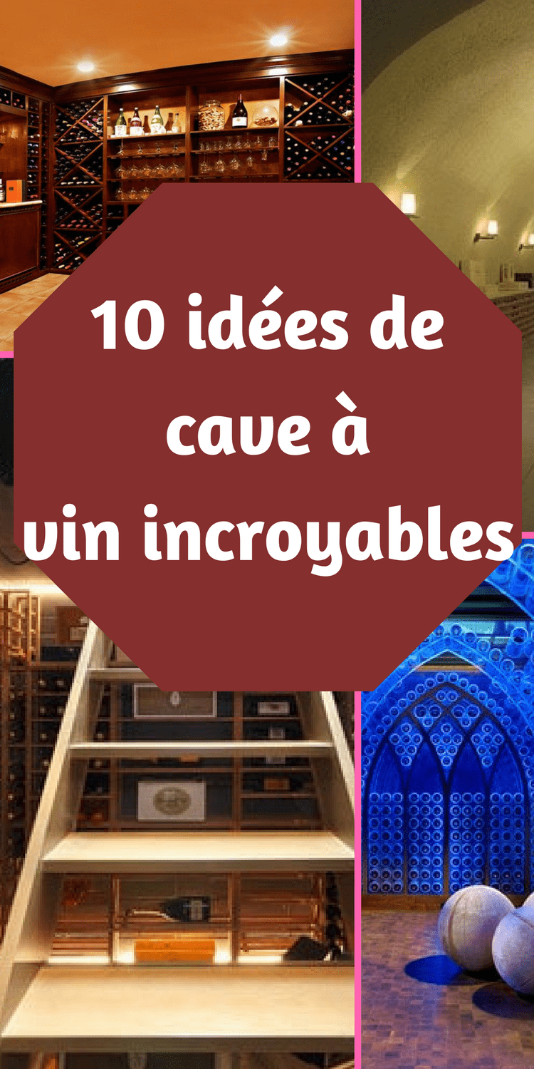 10 id es de cave a vin incroyables et magnifique. Black Bedroom Furniture Sets. Home Design Ideas